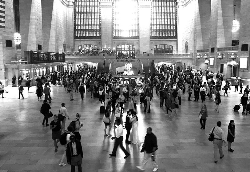 Central Station Nueva York