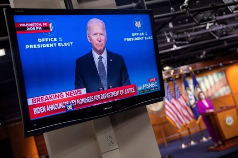 Joe Biden nomina altos cargos de Justicia