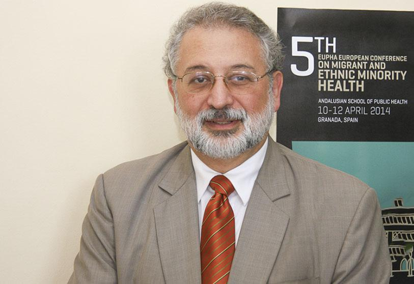 Daniel López Acuña, former Director of Health Action in Crisis Situations of the World Health Organization (WHO)