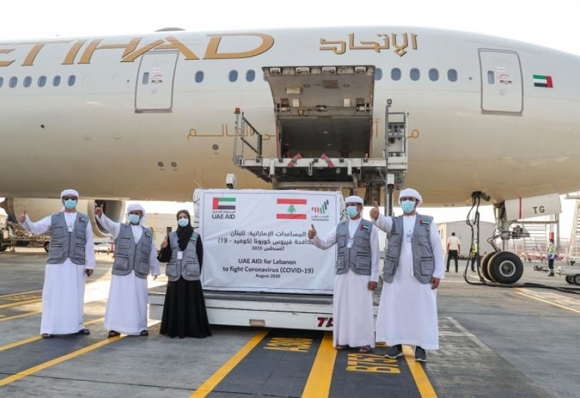 The Emirates is working hard to send emergency medical aid to ...