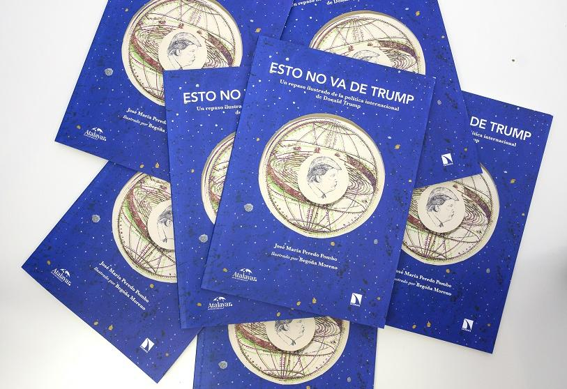 Couverture 'Esto no va de Trump'