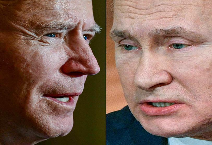 "Joe Biden calls Putin a ""murderer"" and says he will ""pay a heavy price"" for  interfering in 2020 elections 