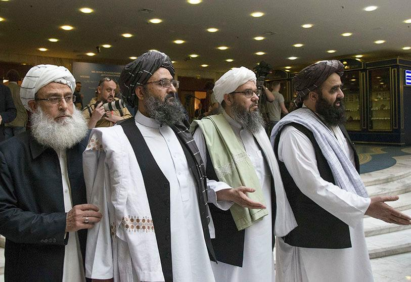 Taliban representatives