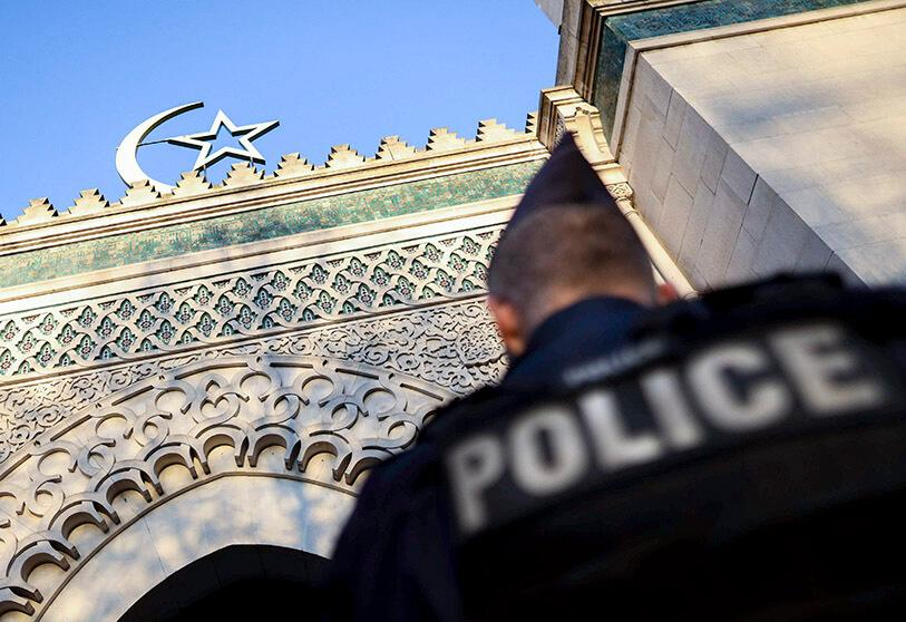 France closes the Pantini mosque that broadcast the video of the beheaded professor
