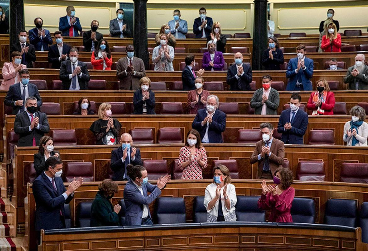 Congress of Deputies Spain