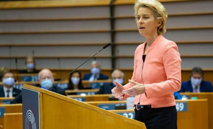 European Commission President Ursula von der Leyen has pushed ahead with her Space Agency and endowed it with 14.872 billion euros for the period 2021-2027, the largest budget ever dedicated by Brussels to fund space projects