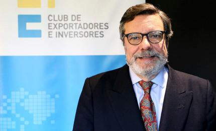 Antonio Bonet, President of the Spanish Exporters and Investors Club