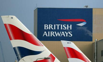 British Airways comienza a probar un 'pasaporte digital' para la COVID-19 en vuelos a India PHOTO/REUTERS