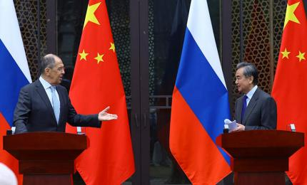 Atalayar_China y Rusia