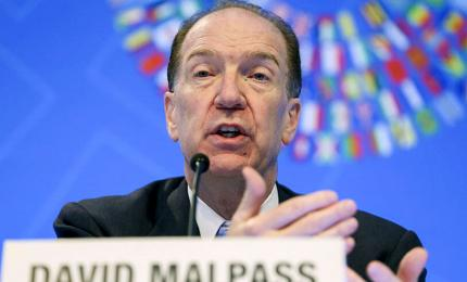 David Malpass, presidente del Banco Mundial