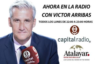 Atalayar en Capital Radio